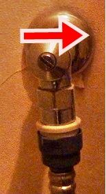 トイレ水栓003